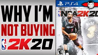 Why You Should NOT Buy NBA 2K20 - The TRUTH About a Dying Franchise