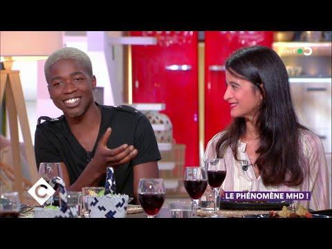 Au dîner avec MHD et Vanessa Schneider !- C à Vous - 20/09/2018