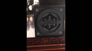 Star Wars Darth Vader Wireless Rechargeable Speaker  Product Review