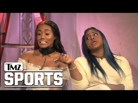 ExLakers Player BURNED  Twerk Queen, I Aint Bangin You for a Plane Ticket!  TMZ Sports