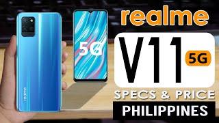 Realme V11 5G Specs, Features & Price in Philippines