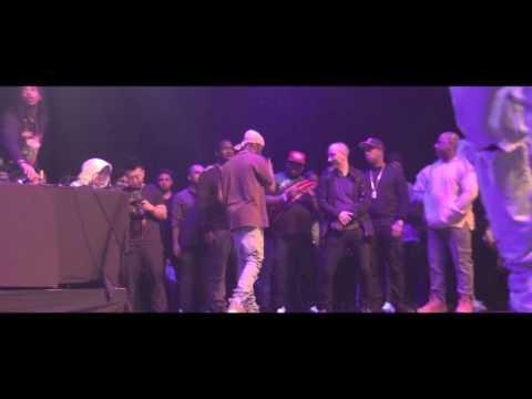 MIGOS X TRAVI$ SCOTT x CHRIS BROWN Live @ Club Novo, Los Angeles, CA.