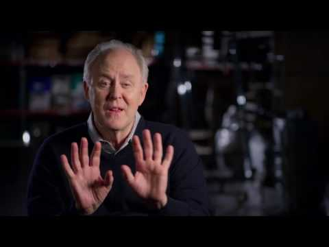The Accoutant John Lithgow interview