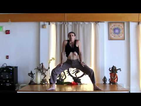 Abdominal Yoga Exercises With Brian Campbell