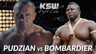 KSW 59: Mariusz Pudzianowski vs Bombardier