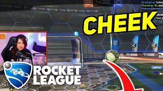 Daily Rocket League Moments: A KISS ON THE CHEEK
