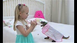 Алиса видеоблогер !!! Любимая игрушка Алисы !!!