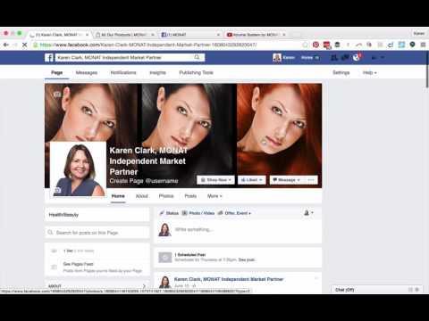 Facebook Business Pages Monat