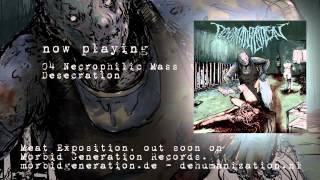 Album preview: Dehumanization - Meat Exposition (2014)