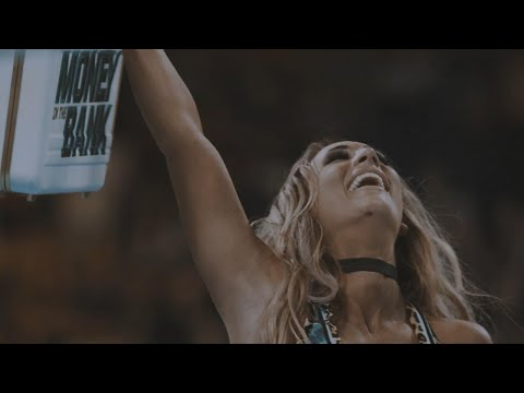 Experience the intense final moments before the first Women's Money in the Bank Ladder Match