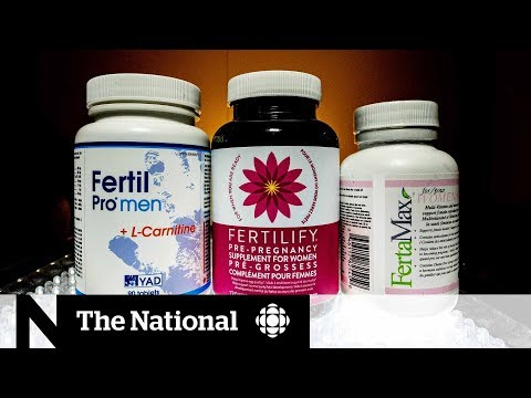 Are Fertility Supplements and vitamins a gimmick