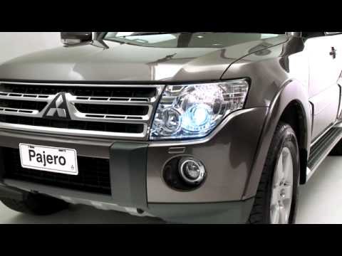 2009 Mitsubishi Pajero (NZ) - Review
