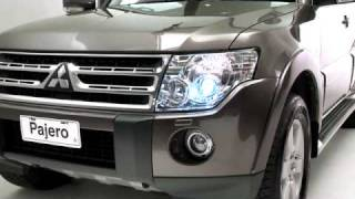 2009 Mitsubishi Pajero (NZ) - Review