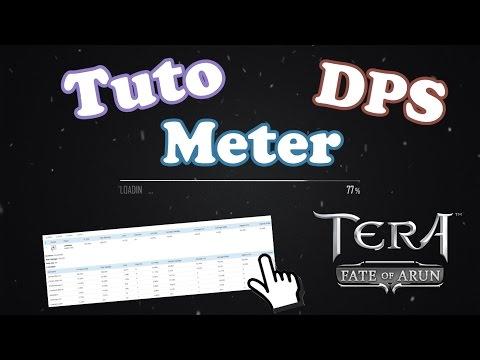 Tera - Tuto DPS Meter (Installation & Demonstration) (Ancien Post)  [Lomitall #197]
