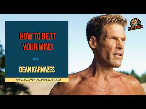 Ep. 154: Ultra Marathoner Dean Karnazes On How To Beat Your Mind