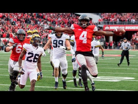 Curtis Samuel Junior Highlights || Carolina Panthers ᴴᴰ || Ohio State Buckeyes