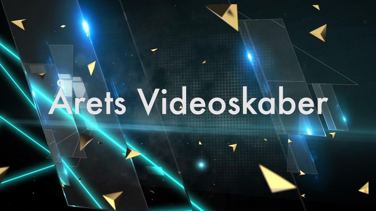 Alexander Husum Vinder Årets Video Skaber(GULDTUBEN 2018)