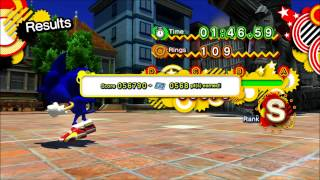 Sonic Generations Mod: Sonic Adventure 2 V2: Preview 1