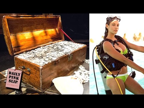 10 Greatest REAL Shipwreck Treasures Ever Recovered