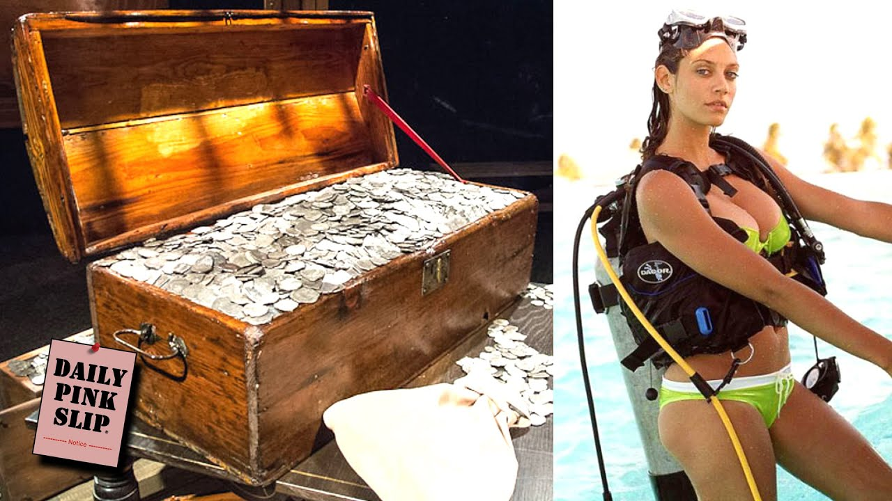 The largest treasure found 69