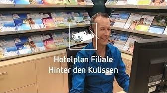 1 Tag mit Markus Uebelhart - Filialleiter Hotelplan Glattzentrum