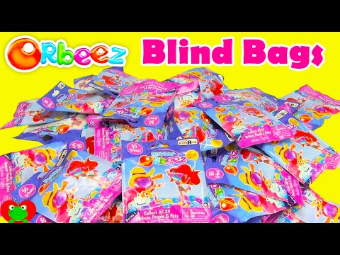 Orbeez People and Pets in Blind Bags