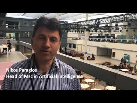 Launch of our MSc in Artificial Intelligence