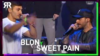 BLON y SWEET PAIN Exhibición en pareja | Final RÉPLICA