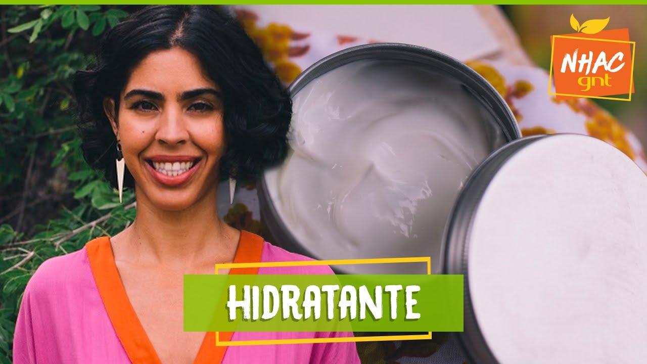 HIDRATANTE CASEIRO: aprenda a fazer creme para o corpo em casa | Bela Gil | Refazenda