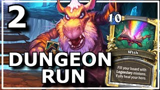 Hearthstone - Best of Dungeon Run 2
