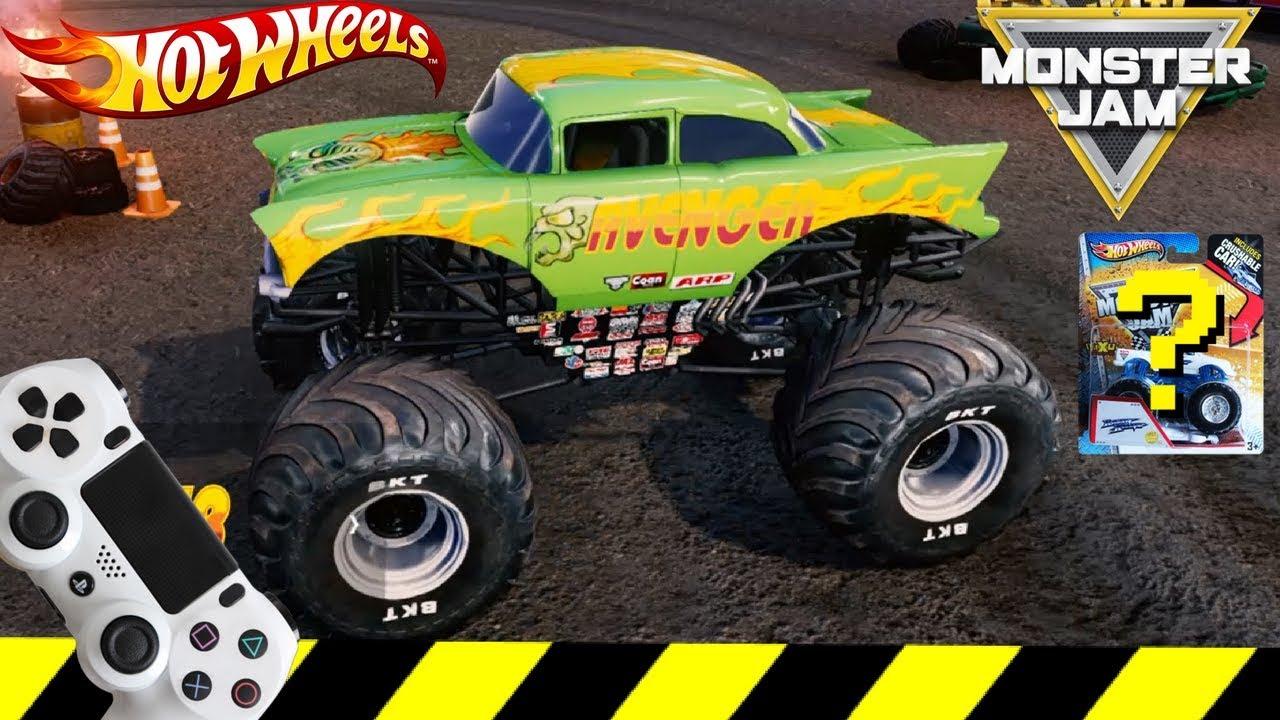 Monster Wheels Games