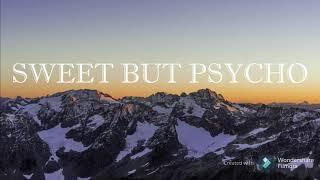 Sweet But Psycho - Ava Max ( Lyrics Sub Indo )