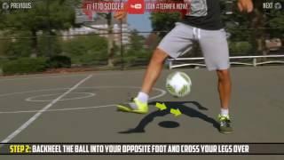 4 крутых финта для мини футбола Обучение