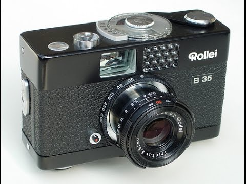Rollei 35B, full detailed review and sample images.