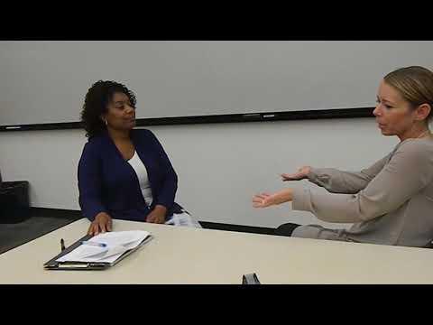 Kim FULL Mock Interview Social Work  Nov 2nd, 2017