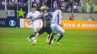Atlético MG 2x1 Ceará virada do galo