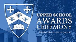 Gilman Upper School Awards Ceremony 2021