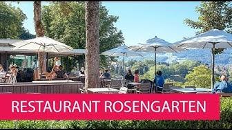 RESTAURANT ROSENGARTEN - SWITZERLAND, BERN