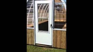 Nashville Urban Greenhouse Herbs Garden Shelter