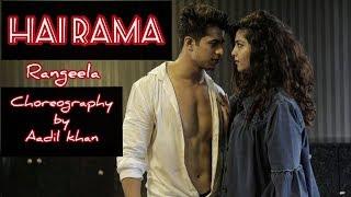 Video Hai Rama Rangeela ft. Avika Gor   Aadil Khan Choreography download MP3, 3GP, MP4, WEBM, AVI, FLV Agustus 2018