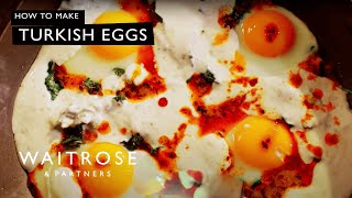 Turkish Eggs | Waitrose & Partners