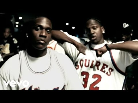 Clipse - Grindin' (Video)