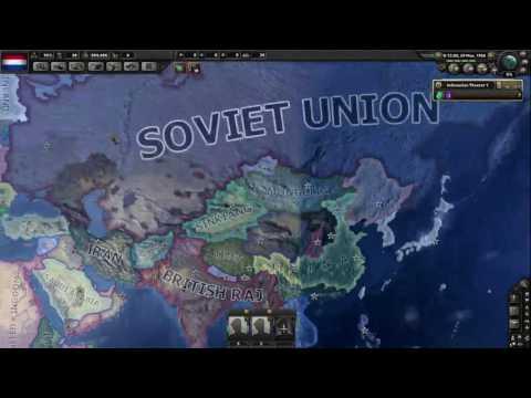HOIV - Communist Dutch East Indies Part 01!