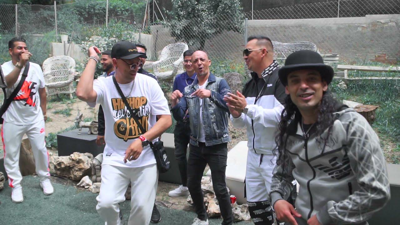 GITANO ANTÓN x LOS YAKIS - TIENES QUE CHANELAR (Videoclip Oficial)