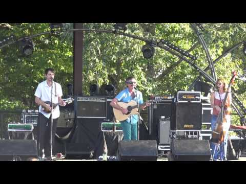 Larry Keel - full set - 10-16-16 Hillberry Festival Eureka Springs, AR HD tripod