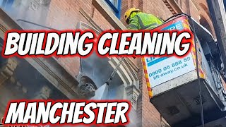 Building Cleaning Manchester
