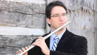 R. Muczynski: Flute Sonata Op. 14 - IV. Allegro con moto