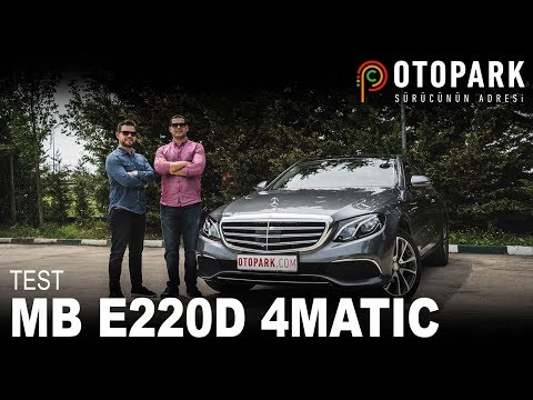Mercedes-Benz E220d 4MATIC | TEST