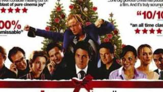 Christmas is all around us - Billy Mack - Love Actually