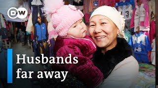 Women take the reins in Kyrgyz villages | DW Documentary
